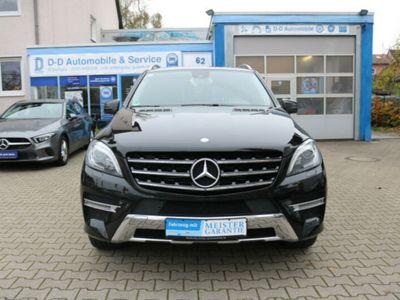 gebraucht Mercedes ML350 ML 350 M -KlasseCDI BlueTEC