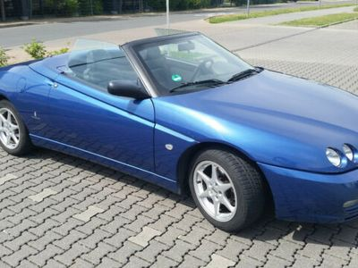 gebraucht Alfa Romeo Spider 2.0 JTS Edizione 2004 Blau