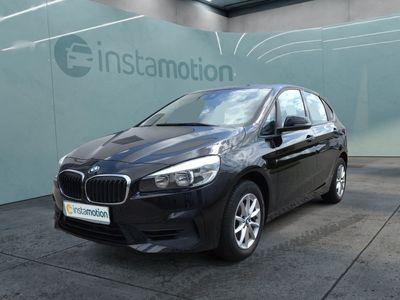 gebraucht BMW 218 Active Tourer 218 Active Tourer i Advantage EU6d-T Navi LED Temp Klima Park-Assistent