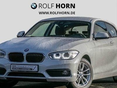 gebraucht BMW 116 d Advantage Aut. Navi Klima PDC LED EURO 6