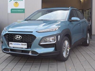 gebraucht Hyundai Kona 1.6 T-GDI 7-DCT 4WD Trend Navigation Komfort