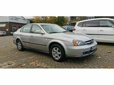 gebraucht Chevrolet Evanda CDX 2.0(99Tkm, TÜV neu, Klima, Leder)