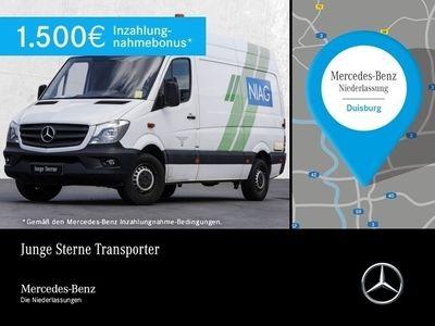 gebraucht Mercedes Sprinter 314 BlueTEC Kasten Hochdach Standard
