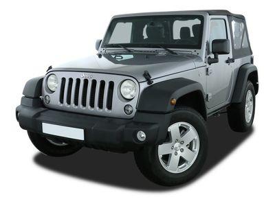 gebraucht Jeep Wrangler 2.8 Diesel