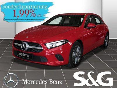 gebraucht Mercedes A180 d PROGRESSIVE R.Kam/MBUX/LED/Sitzheizung/