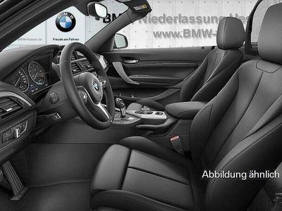 gebraucht BMW 218 d Cabrio M Sportpaket Navi FSE Komforttel. PD