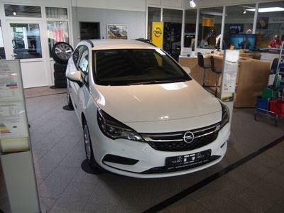 gebraucht Opel Astra Edition Sitzhzg PDC v h inkl. Flat