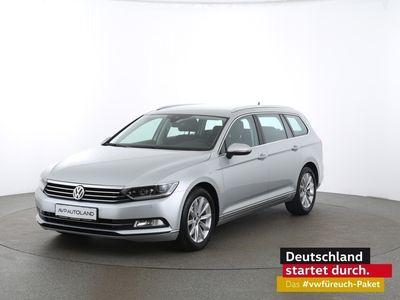 gebraucht VW Passat Variant 2.0 TDI BMT DSG Highline   AHK  