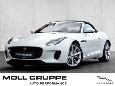 gebraucht Jaguar F-Type Cabriolet 2.0 L i4 LED Navi Sportsitze
