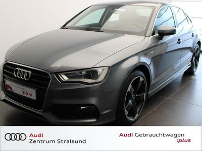 gebraucht Audi A3 Limousine Attraction 2.0 TDI clean diesel, S line Selection
