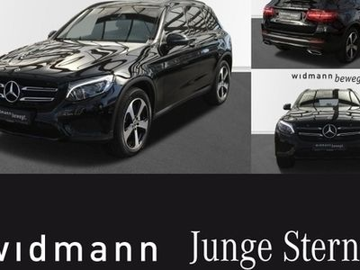 gebraucht Mercedes GLC250 d 4M Exclusive*360°*Night*LED*AHK*Navi