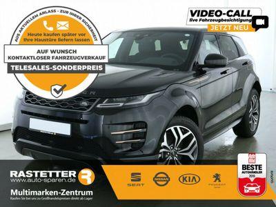 gebraucht Land Rover Range Rover evoque R-Dynamic SE 20-Zoll PanoSD L