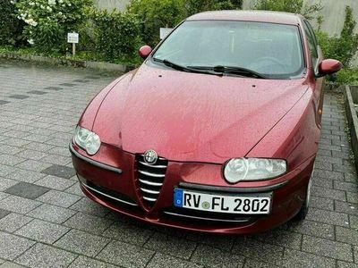gebraucht Alfa Romeo 147 8-Fach bereift
