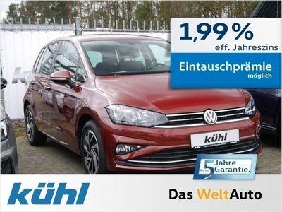 gebraucht VW Golf Sportsvan 1.0 TSI Join Navi App Connect