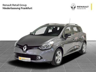 gebraucht Renault Clio GrandTour IV LUXE1.5 dCi 90 Navigation, Klimaauto