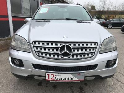 gebraucht Mercedes ML420 CDI Sportpaket Schiebedach AirmaticComand