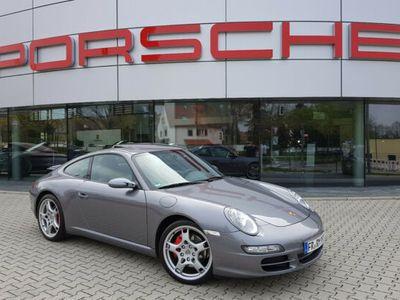 gebraucht Porsche 911 Carrera S /997 Coupe 381 PS Sommerfahrzeug