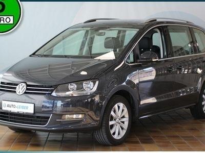gebraucht VW Sharan 1.4 TSI (BMT) Highline PDC/Alcantara/LM17 (Klima E