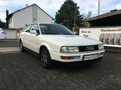 gebraucht Audi Coupé Typ 89 *2.HAND *LEDER *AUTOMATIK