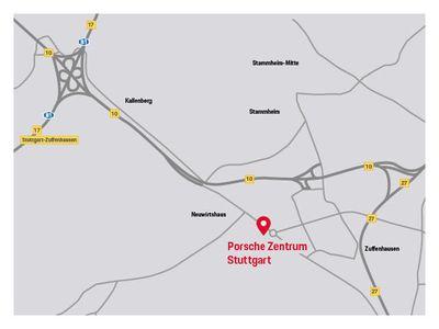 gebraucht Porsche Macan S Diesel 3.0 PDK PCM-Navi Leder-Paket