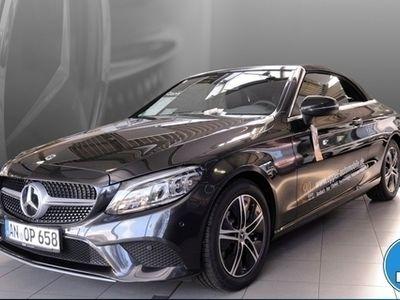 käytetty Mercedes C300 Cabriolet RÜCKFK.+SITZH.+TEMPOMAT+LED+9G Klima