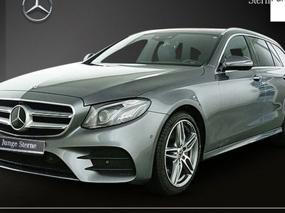second-hand Mercedes E300 T AMG Burmester+Widescr.+AHK+Distron+SHD