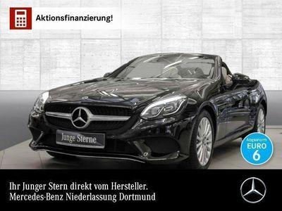 gebraucht Mercedes 300 SLCPano COMAND ILS LED Airscarf Kamera PTS