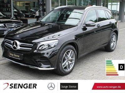 gebraucht Mercedes GLC300 4M AMG+Comand+LED+AHK+Standhz+Kamera+PDC