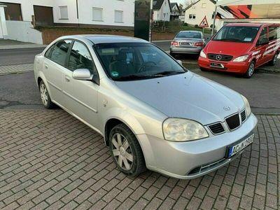gebraucht Chevrolet Nubira mit LPG Tüv bis Februar als Limousine in Idar-Oberstein