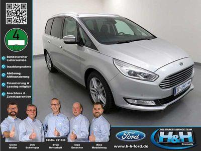 gebraucht Ford Galaxy 1.5 EcoB Titanium (AHK,Navi,Kamera,LED)