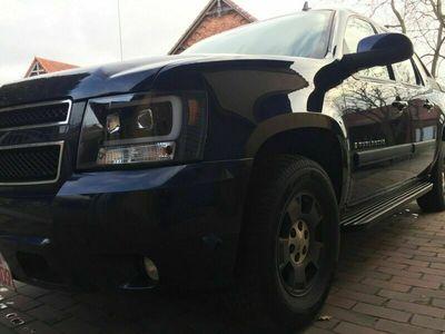 gebraucht Chevrolet Avalanche 4X4 300 PS Anhängerkupplung Flexfuel