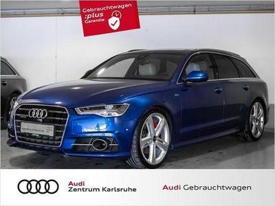 gebraucht Audi A6 Avant 3.0 TDI quattro Navi Bose LED (Sportpaket Xe
