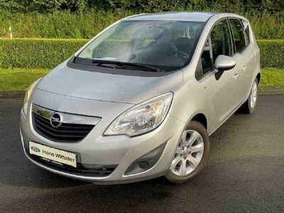 gebraucht Opel Meriva MerivaB Edition/KLIMA/CD/ALU