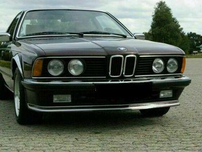 gebraucht BMW 635 CSI H-Kennz., 5-Gang, guter Originalz...