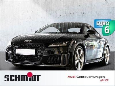 gebraucht Audi TT Coupé 45 TFSI quattro S line LM 19, LED, virt. co