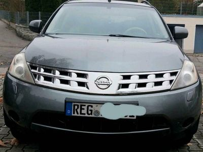 gebraucht Nissan Murano BJ 2005 3.5 v6 +LPG TÜV 04/22 als SUV/Geländewagen/Pickup in Regen
