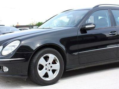 gebraucht Mercedes E240 Avantgarde *Navi*Xenon* Gern Finanzierung