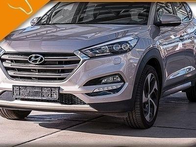 gebraucht Hyundai Tucson 1.6 Turbo Premium 4WD DCT Navi