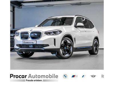 gebraucht BMW iX3 FahrzeugdatenVerbrauch und UmweltFinanzierungLeasingFiliale