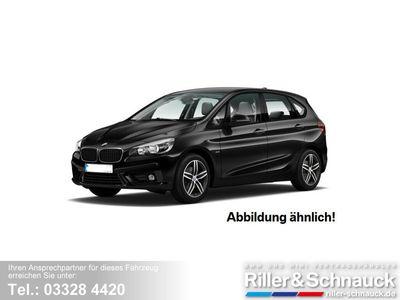gebraucht BMW 218 Active Tourer d LED-SCHEINWERFER