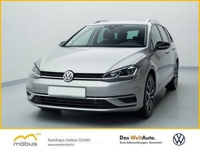 gebraucht VW Golf VII Variant VII Variant 1.6 TDI DSG++IQDRIVE+NAVI+RFK++