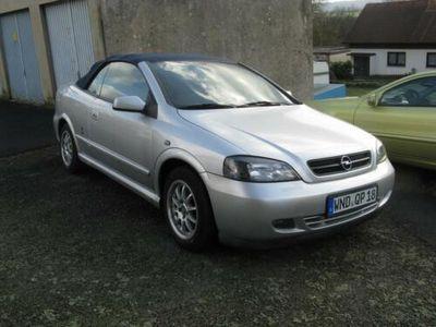 gebraucht Opel Astra Cabriolet Bertone, TÜV 10-2020, 141000 Km