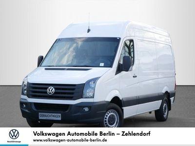 gebraucht VW Crafter 35 2.0 TDI L2H2 AHK Klima Navi