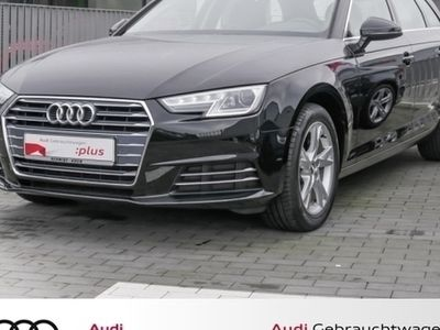 gebraucht Audi A4 Avant Sport 1.4 TFSI S-Tronic Navi Einparkhilfe