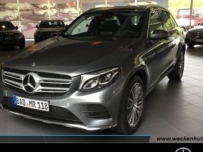 "gebraucht Mercedes GLC250 4M AMG Comand LED Park-Pilot Kamera 20"""