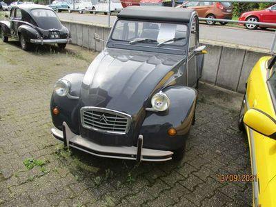 gebraucht Citroën 2CV Club verzinktes Chassis,1 Jahr Gewährleistung