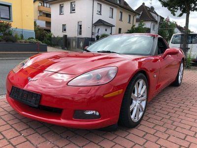 gebraucht Corvette C6 6.2 V8 Coupé, 1.Hand,* Deutsches Fahrzeug *