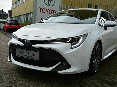 gebraucht Toyota Corolla Corolla1.8 Hybrid Team Deutschland (ZE1HE)