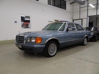 gebraucht Mercedes 380 SE W126 Automatik
