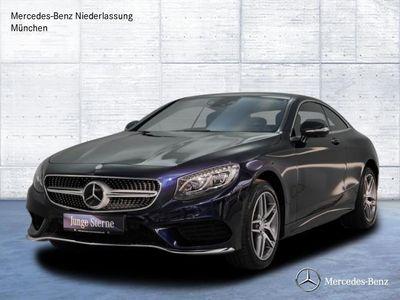 gebraucht Mercedes S500 4MATIC Coupé